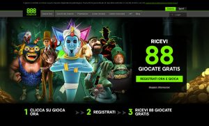 888 casino aams homepage