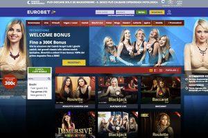 eurobet casino live