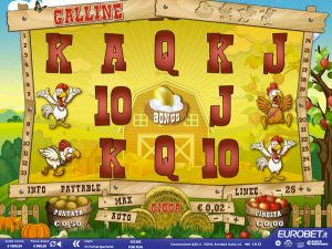 eurobet casino galline slotmachine