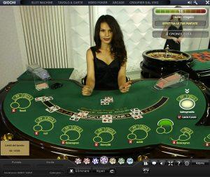 casino live aams snai