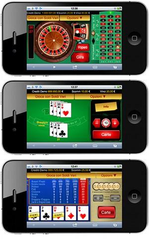 casino per iPhone giochi di casino AAMS