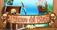 il tesoro dei pirati slot