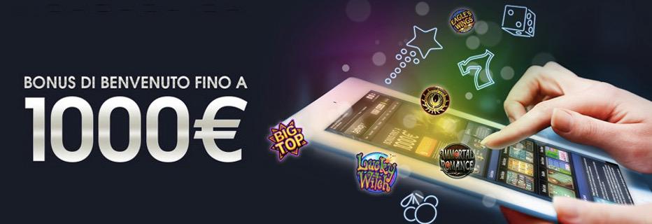 bonus benvenuto betway 1000 euro