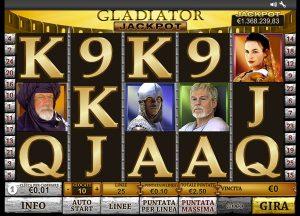 casino.com gladiator progressiva