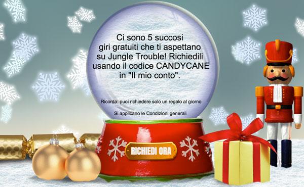 Bonus di Natale Casino.com