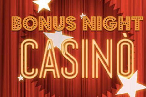 Bonus Party Night di GD Casino