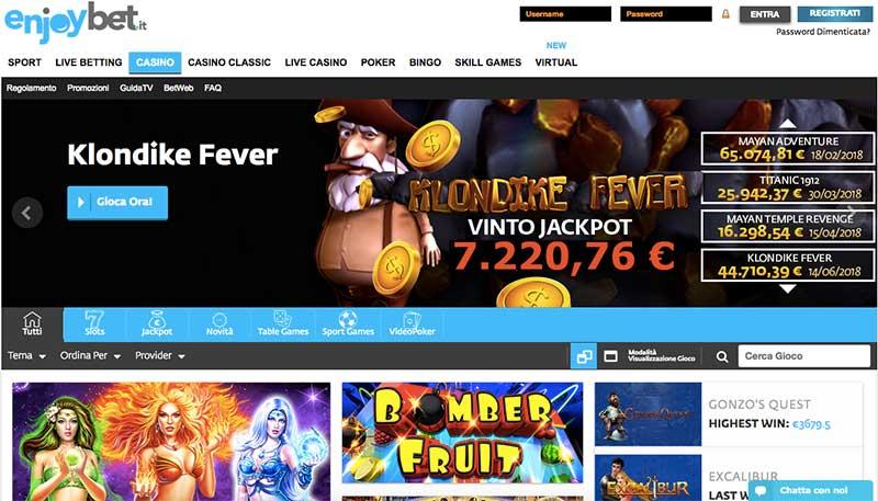 enjoybet casino