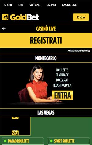 Goldbet Mobile