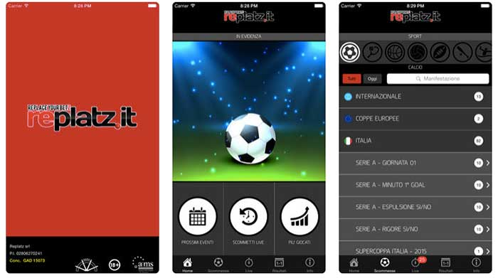 replatz app mobile
