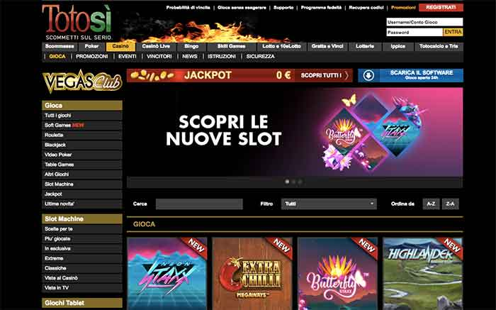 totosi casino