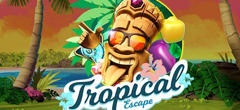 tropical escape leovegas