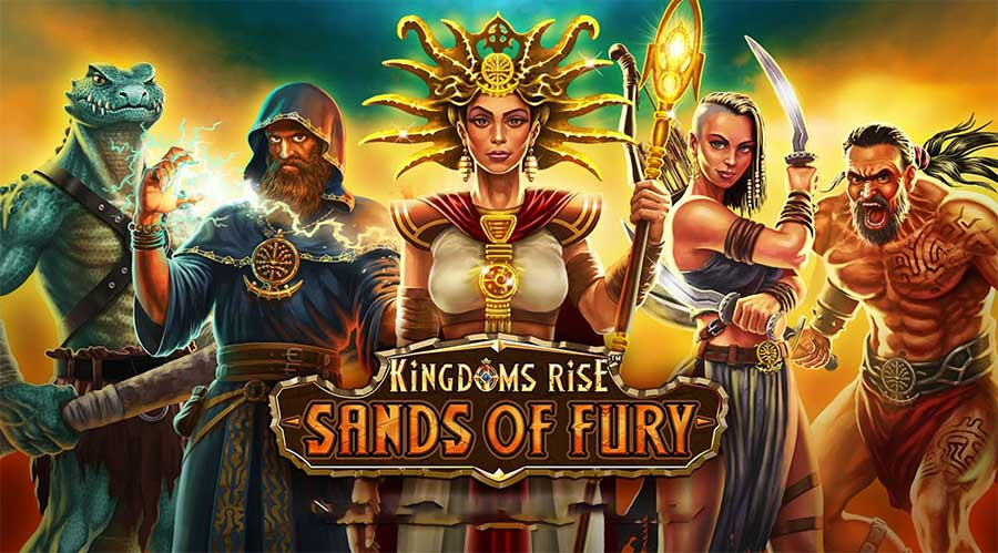 Sands of fury
