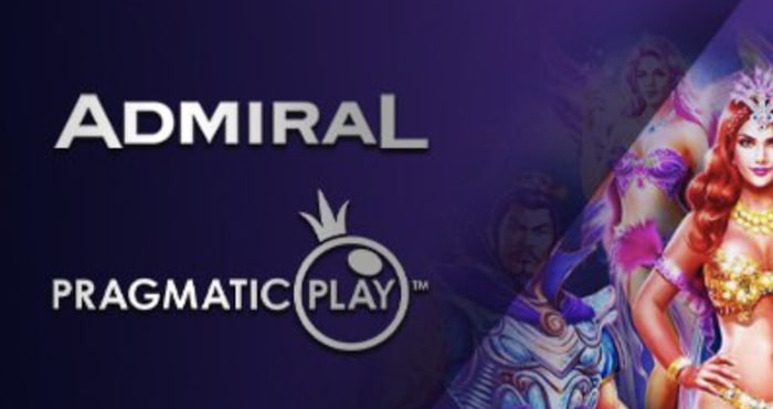 admiral e pragrmatic play