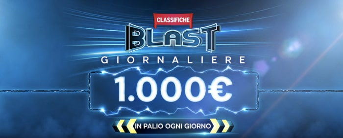 blast arena di 888poker