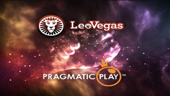 Leovegas e Pragmatic Play